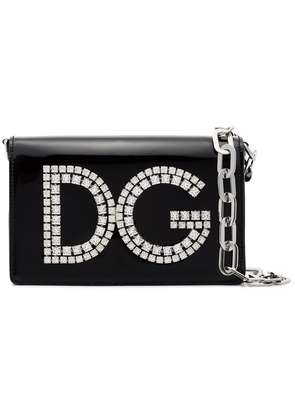Dolce & Gabbana DG Girls shoulder bag - Black