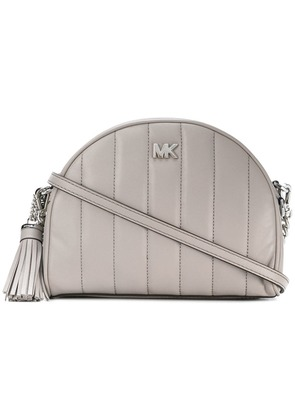 Michael Michael Kors quilted crossbody bag - Grey