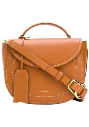 3.1 Phillip Lim hudson saddle bag - Brown