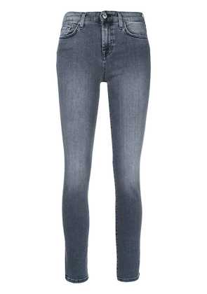 7 For All Mankind high waist Pyper jeans - Grey