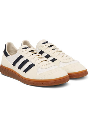 adidas Originals - Wilsy 76 Spzl Suede, Mesh And Leather Sneakers - Off-white