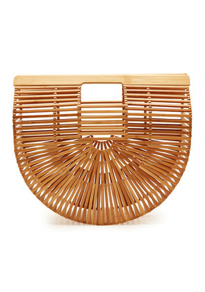Cult Gaia Ark Large Bamboo Handbag