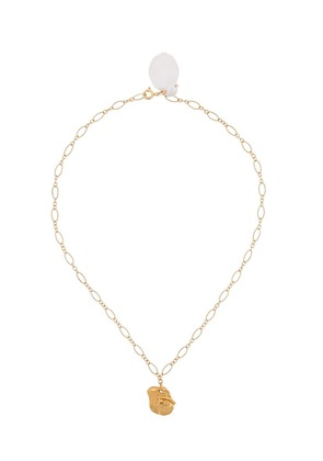 Alighieri Stranger Sleepwalker necklace - Gold