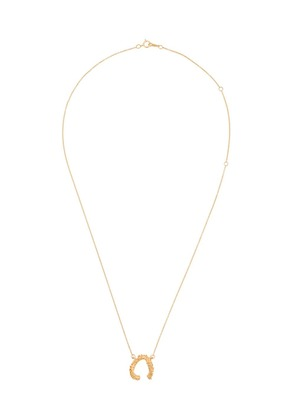 Alighieri The Night Cap necklace - Gold