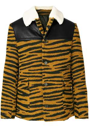 Stella McCartney tiger print jacket - 2300