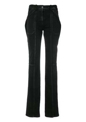 Valentino high waisted jeans - Black