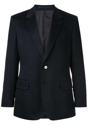 Gieves & Hawkes button up blazer - Blue