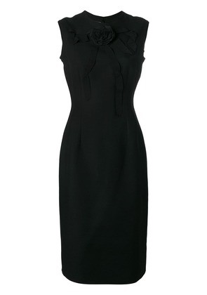 Gucci bow detail dress - Black