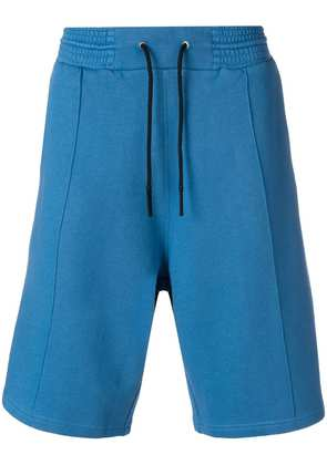 Givenchy drawstring knee-length shorts - Blue