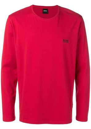 Boss Hugo Boss longsleeved T-shirt - Red
