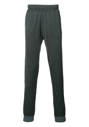 Lanvin elasticated trousers - Green