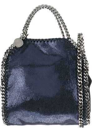 Stella McCartney mini Falabella tote - Blue