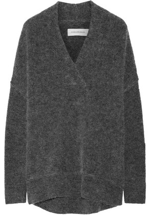 By Malene Birger - Zonia Knitted Sweater - Anthracite