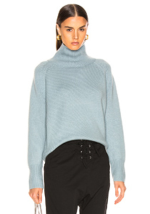 Nili Lotan Mariah Sweater in Blue
