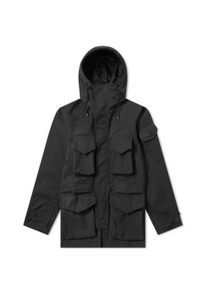 Ark Air Furry Master Jacket Black