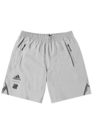 Adidas x Undefeated Ultra Short Shift Grey & Utility Black