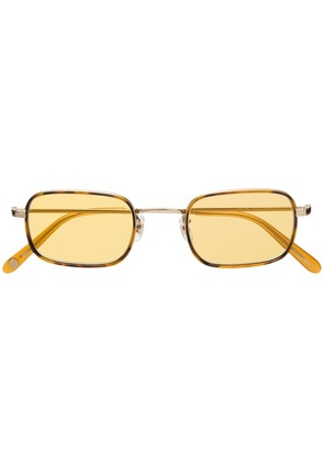 Garrett Leight Steiner sunglasses - Gold