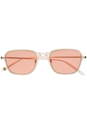Garrett Leight Pier sunglasses - Pink