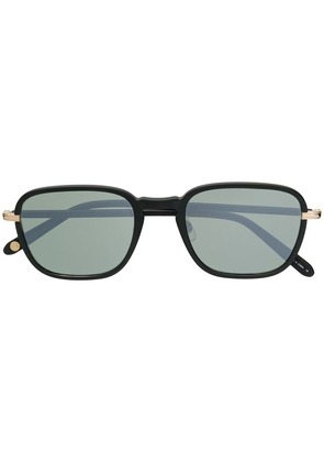 Garrett Leight square frame sunglasses - Black