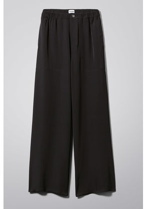 Act Trousers - Black