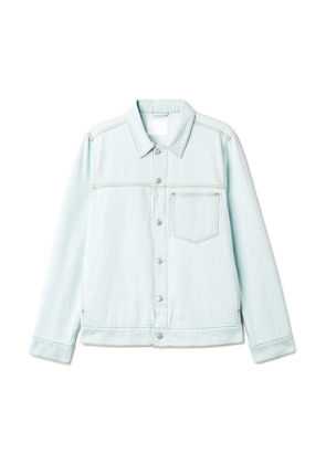 Core Bleached Jacket - Blue