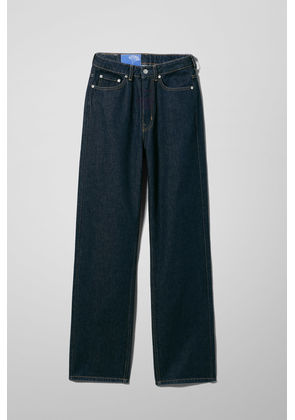 Row Rinsed Jeans - Blue