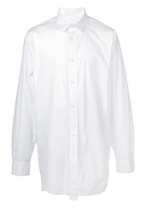 Camiel Fortgens boxy fit shirt - White