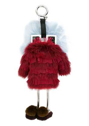 Fendi Teen Witches bag charm - Red