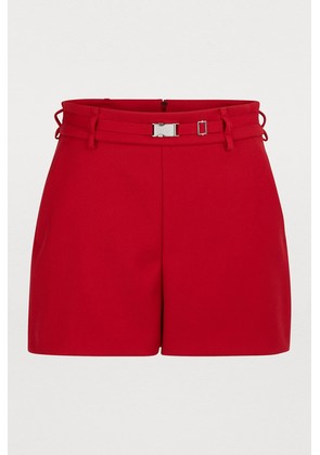 Shorts in technical fabric
