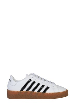 dsquared rapper's delight low sneakers