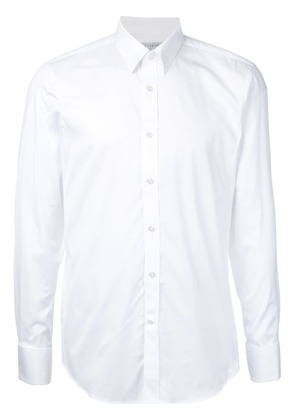 Gieves & Hawkes classic collar shirt - White