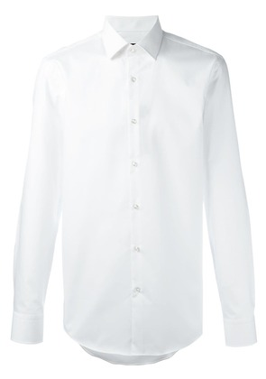 Boss Hugo Boss classic shirt - White