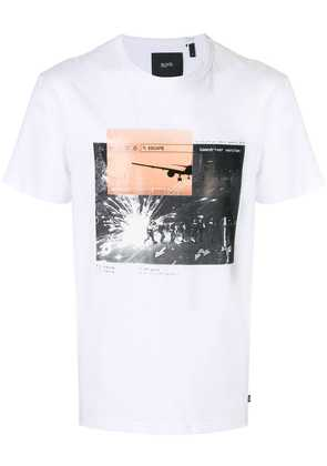 Blood Brother Escape T-shirt - White