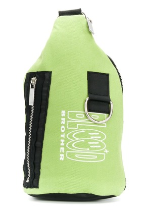 Blood Brother Rave Culture crossbody bag - Green