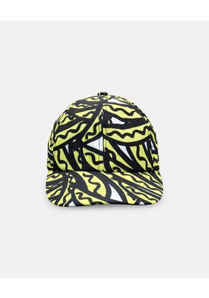 Stella McCartney Kids Yellow / Black Bananas Hat, Unisex, Size S