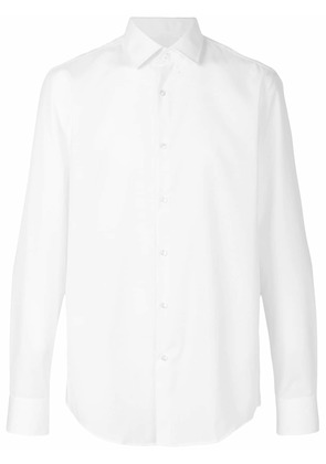 Boss Hugo Boss slim dress shirt - White