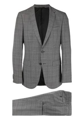 Boss Hugo Boss checked two piece suit - Grey
