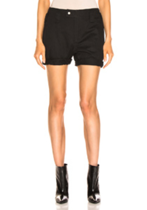 Saint Laurent Shorts in Black