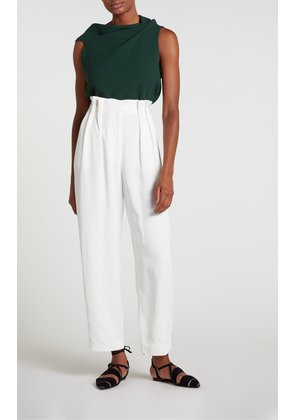 Henson Trouser - 8 / White