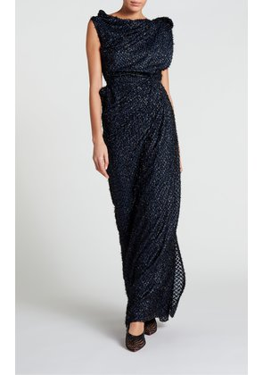 Silvabella Gown - 8 / Black Multi