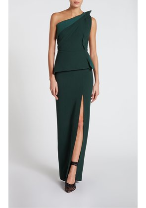 Acosta Gown - 14 / Hunter Green