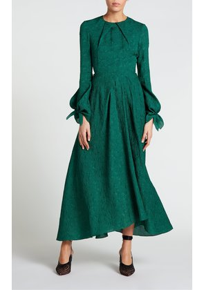Taylor Dress - 10 / Hunter Green