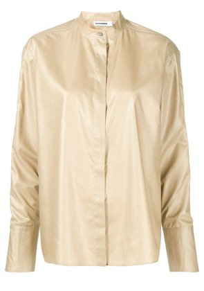 Jil Sander loose-fit shirt - Neutrals