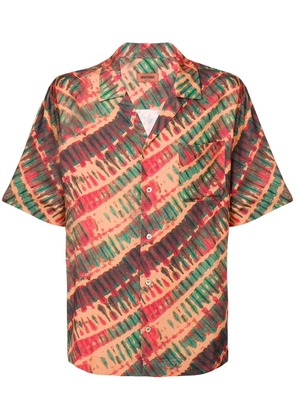 Missoni tie-dye short sleeve shirt - Orange