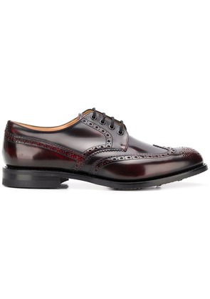Church's Ramsden brogues - Red