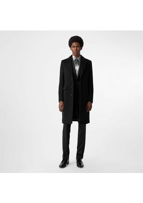 Burberry Classic Fit Wool Twill Suit, Black
