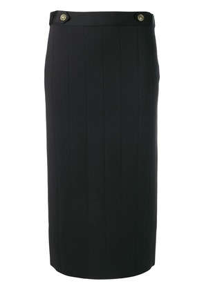 Givenchy straight skirt - Black
