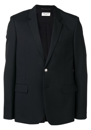 Saint Laurent boxy fit blazer - Black