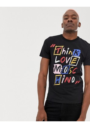 Love Moschino T-Shirt With Print