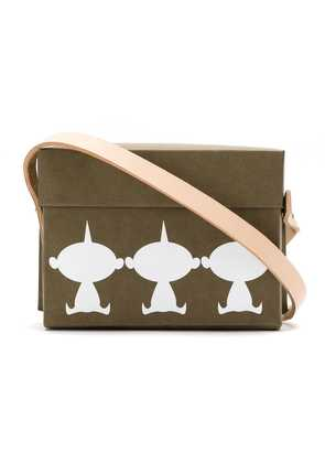 Gloria Coelho The Incredibles' Jack-Jack crossbody bag - Brown